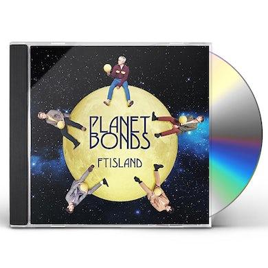 FTISLAND PLANET BONDS CD