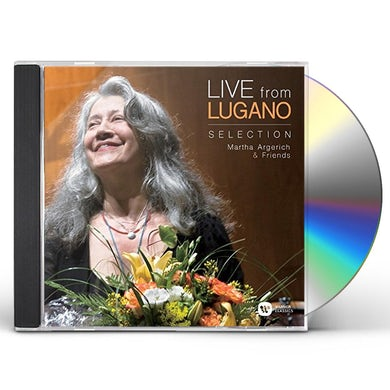 Martha Argerich LUGANO FESTIVAL 2002-2016 CD