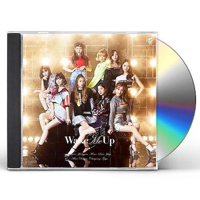 Twice WAKE ME UP CD