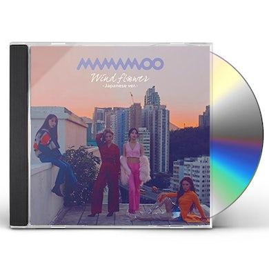 MAMAMOO WIND FLOWER (JAPANESE VERSION B) CD