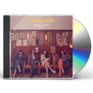 MAMAMOO WIND FLOWER (JAPANESE VERSION) CD