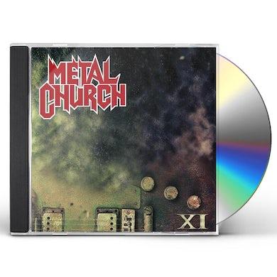 Metal Church 11 CD
