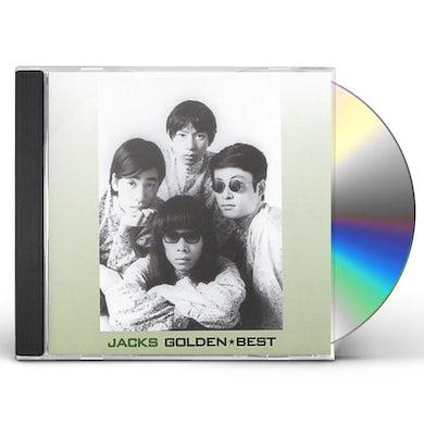 Jacks GOLDEN BEST SERIES CD