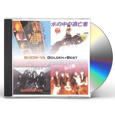 SHOW-YA GOLDEN BEST CD