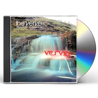 The Verve THIS IS MUSIC: SINGLES 92-98 CD