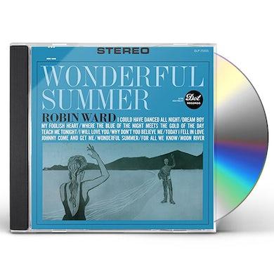 Robin Ward WONDERFUL SUMMER CD