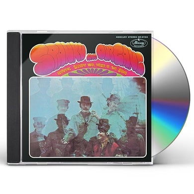 SPANKY & OUR GANG CD