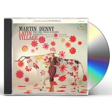 Martin Denny LATIN VILLAGE CD