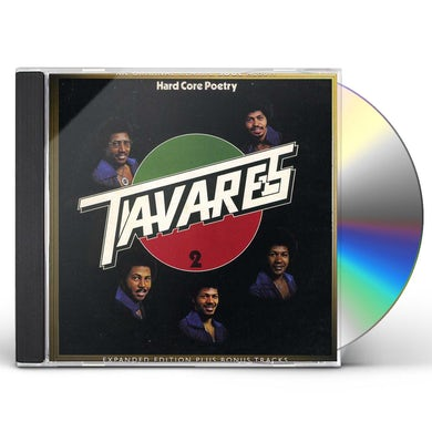 Tavares HARD CORE POETRY CD