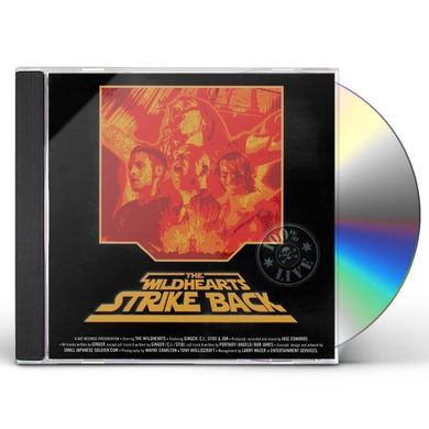 The Wildhearts STRIKE BACK CD