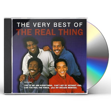 Real Thing VERY BEST OF CD