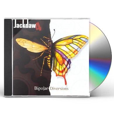 Jackdaw4 BIPOLAR DIVERSIONS CD