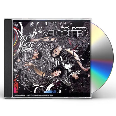 Ladytron VELOCIFERO CD