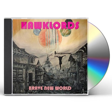 Hawklords BRAVE NEW WORLD CD