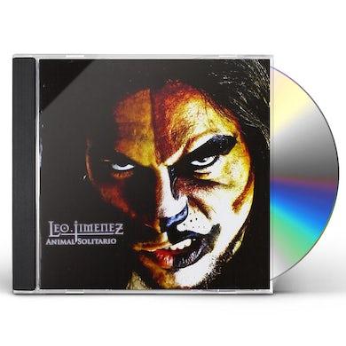 Leo Jimenez ANIMAL SOLITARIO CD