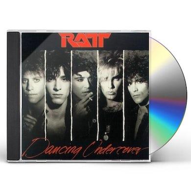 Ratt DANCING UNDERCOVER CD
