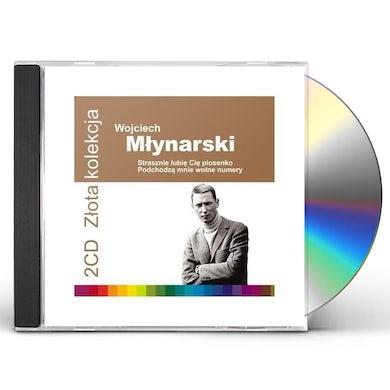 Wojciech Mlynarski ZLOTA KOLEKCJA 1 & 2 CD