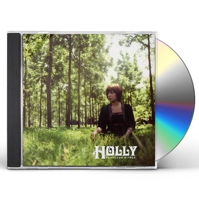 HOLLY FEARLESS & FREE EP CD