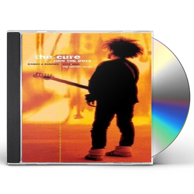 The Cure JOIN THE DOTS: B-SIDES & RARITIES CD