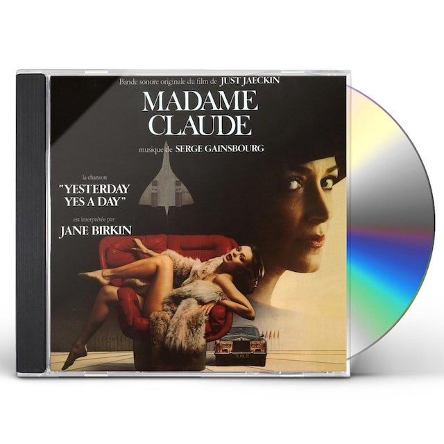 Serge Gainsbourg MADAME CLAUDE CD