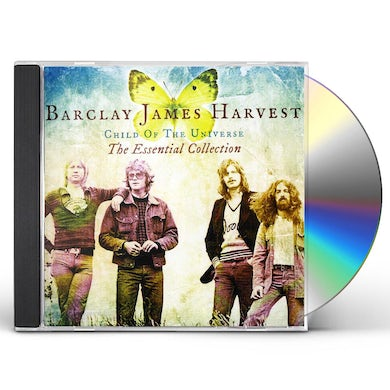 Barclay James Harvest CHILD OF THE UNIVERSE: ESSENTIAL COLLECTION CD