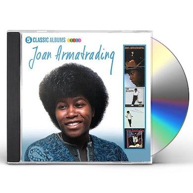 Joan Armatrading 5 CLASSIC ALBUMS CD