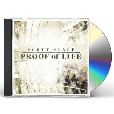 Scott Stapp PROOF OF LIFE CD