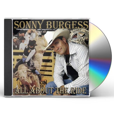 Sonny Burgess ALL ABOUT THE RIDE CD