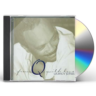Quincy Jones FROM Q WITH LOVE CD