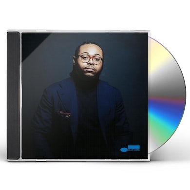 Immanuel Wilkins OMEGA CD