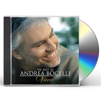 BEST OF ANDREA BOCELLI: VIVERE CD
