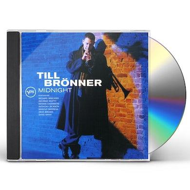 Till Broenner MIDNIGHT CD