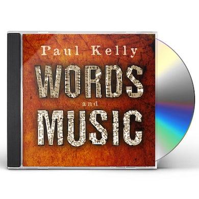 Paul Kelly WORDS & MUSIC CD