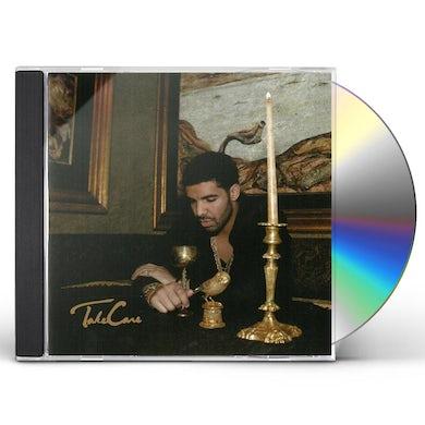 Drake  Take Care (Deluxe) (Edited) CD