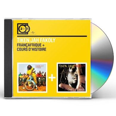 Tiken Jah Fakoly FRANCAFRIQUE/COURS D HISTOIRE CD