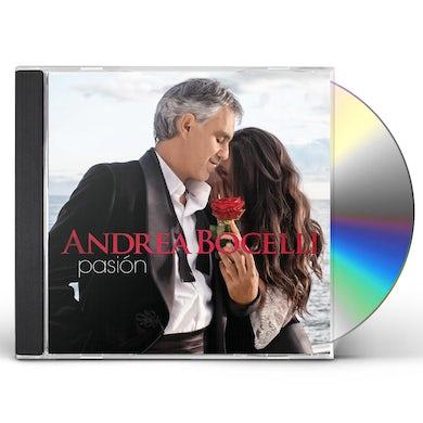 Andrea Bocelli PASION CD
