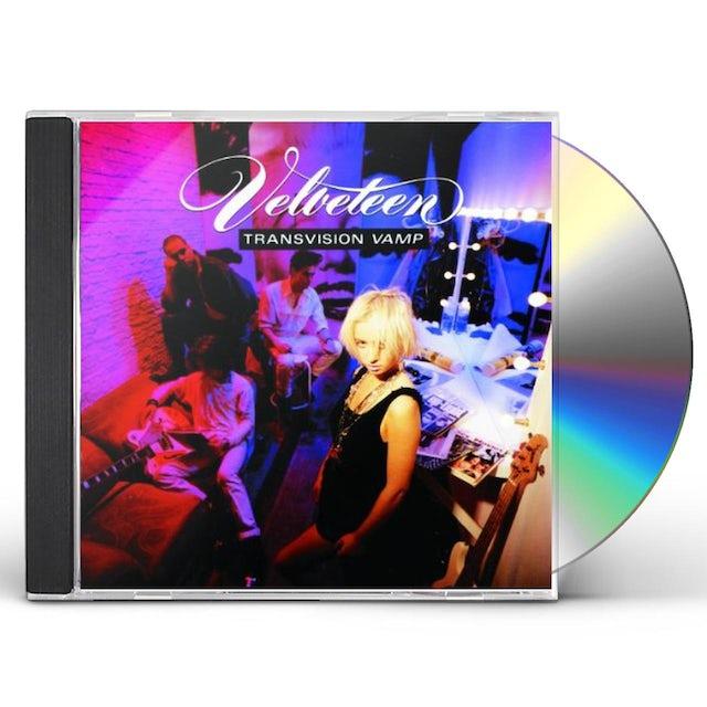 Transvision Vamp VELVETEEN CD