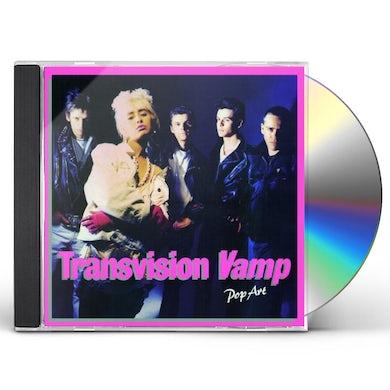 Transvision Vamp POP ART CD