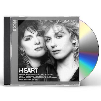 Heart ICON CD
