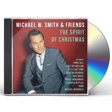 Michael W Smith SPIRIT OF CHRISTMAS CD