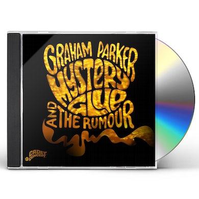 Graham Parker MYSTERY GLUE CD