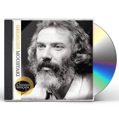 Georges Moustaki COLLECTION CHANSONS FRANCAISE CD