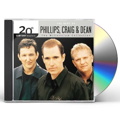 Phillips Craig & Dean 20TH CENTURY MASTERS: THE MILLENNIUM COLLECTION CD