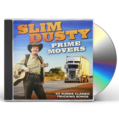 Slim Dusty PRIME MOVERS CD