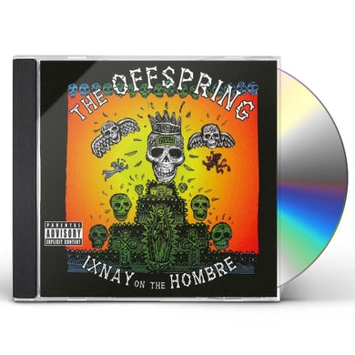 The Offspring IXNAY ON THE HOMBRE CD