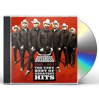 Bosshoss VERY BEST OF GREATEST HITS 2005-2017 CD