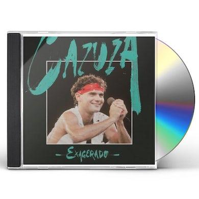 CAZUZA EXAGERADO CD