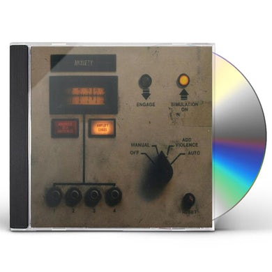 Nine Inch Nails ADD VIOLENCE CD