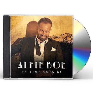Alfie Boe AS TIME GOES BY CD