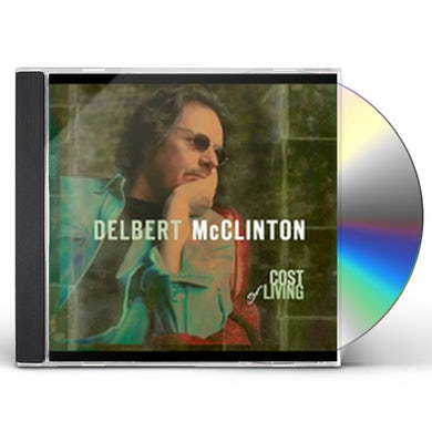 Delbert Mcclinton COST OF LIVING CD